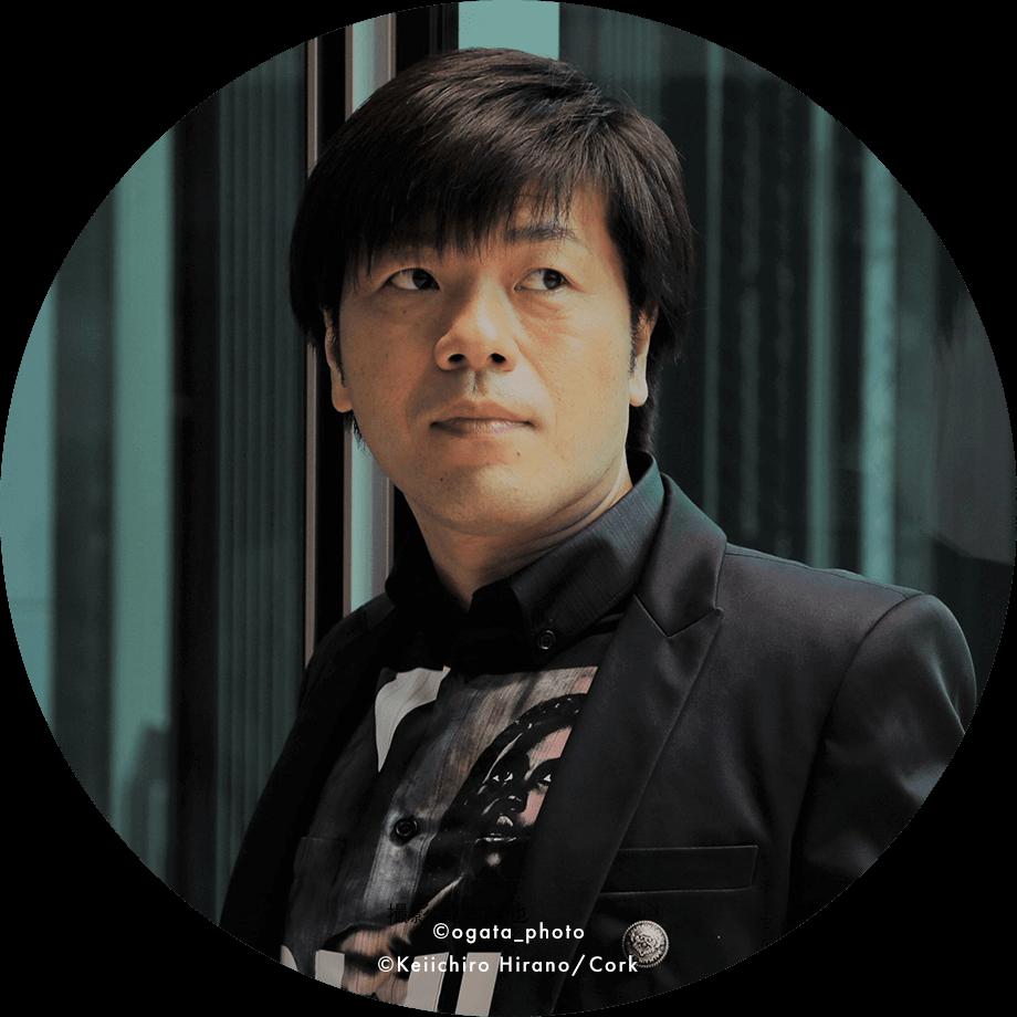 平野啓一郎氏のプロフィール写真